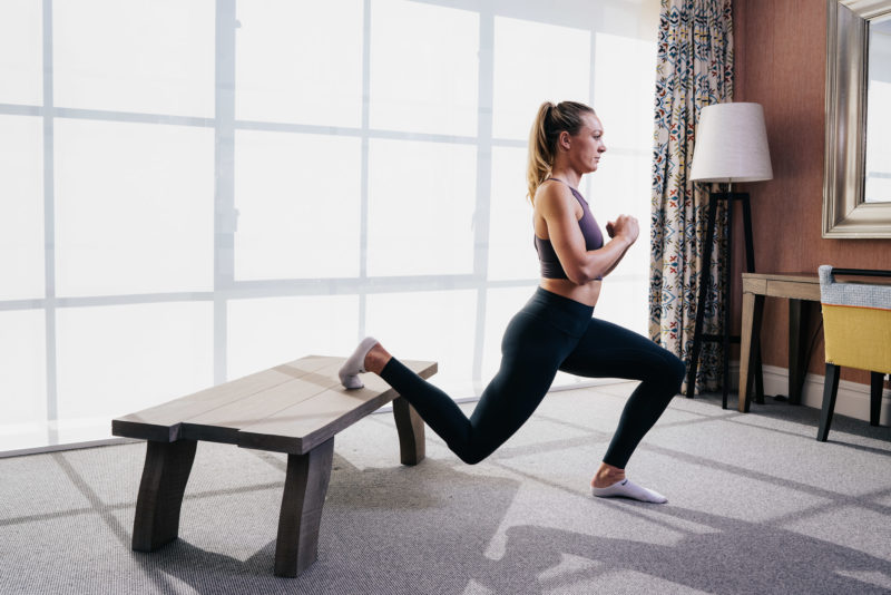 Third Space The Hotel Room Workout   In The Ham Yard Hotel Soho