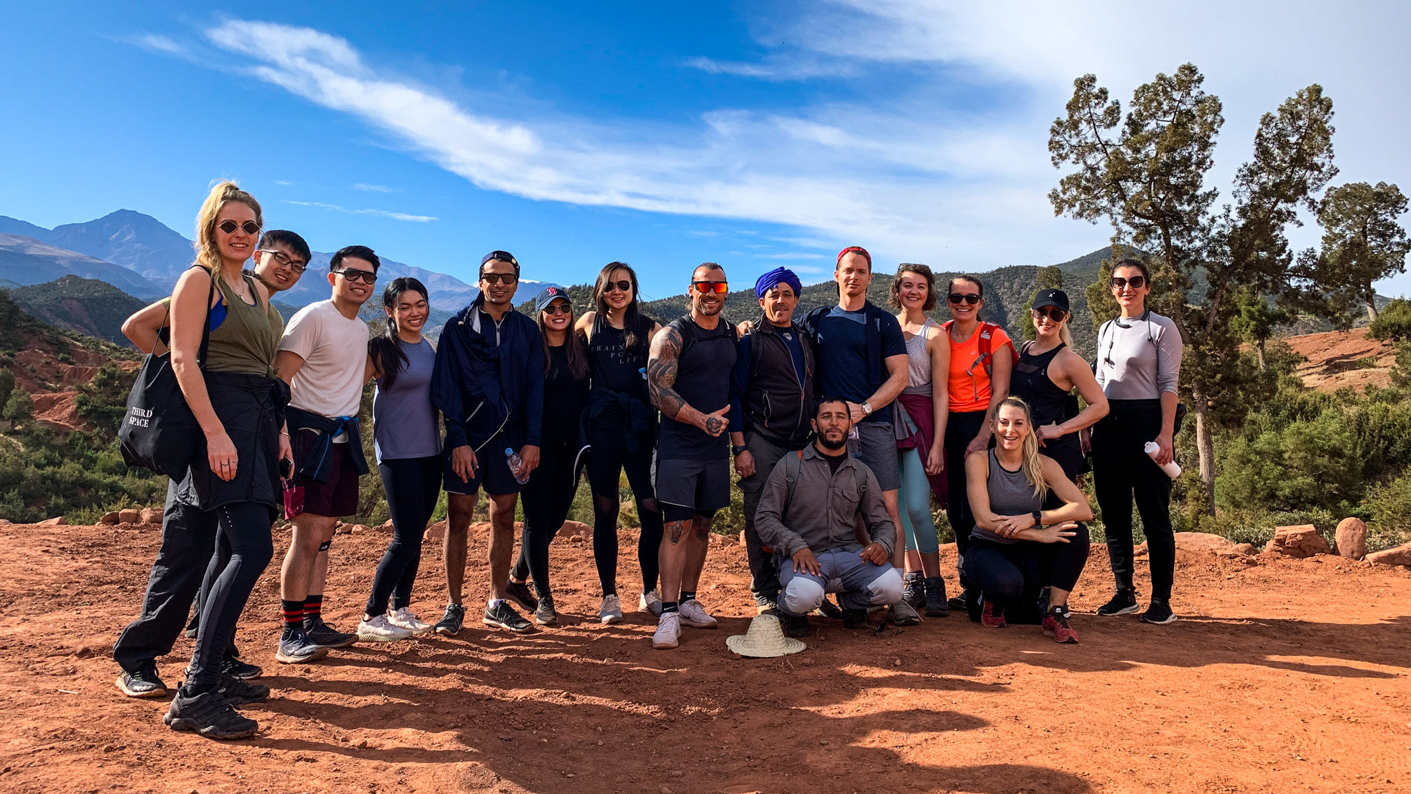 Third Space Escapes Morocco 2019