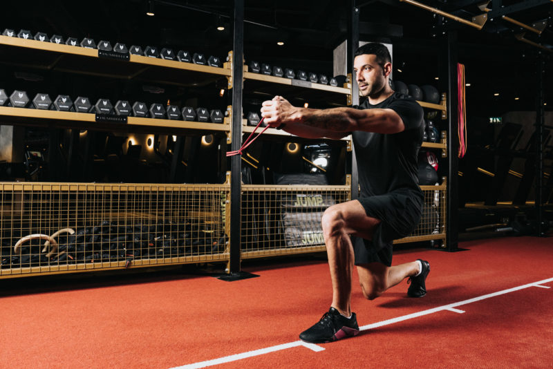 6 Best Resistance Band Exercises You Can Do Anywhere