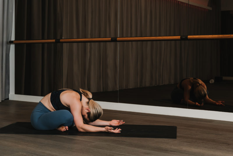 Third Space 15 minute Yoga Flow to Ease Stress